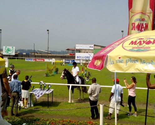 equitation club St georges de Dla