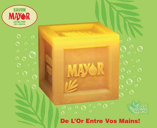 savon mayor