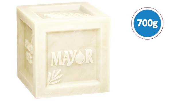 Savon May 700 grammes blanc