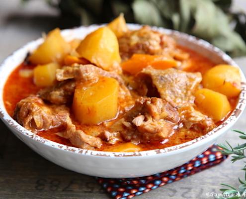 Sauté de pommes de terre et de carottes
