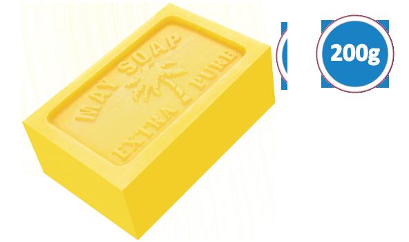 Savon may jaune 200 grammes